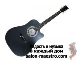 (01009) Акустическая Гитара Leo Tone L-3 как Новая
