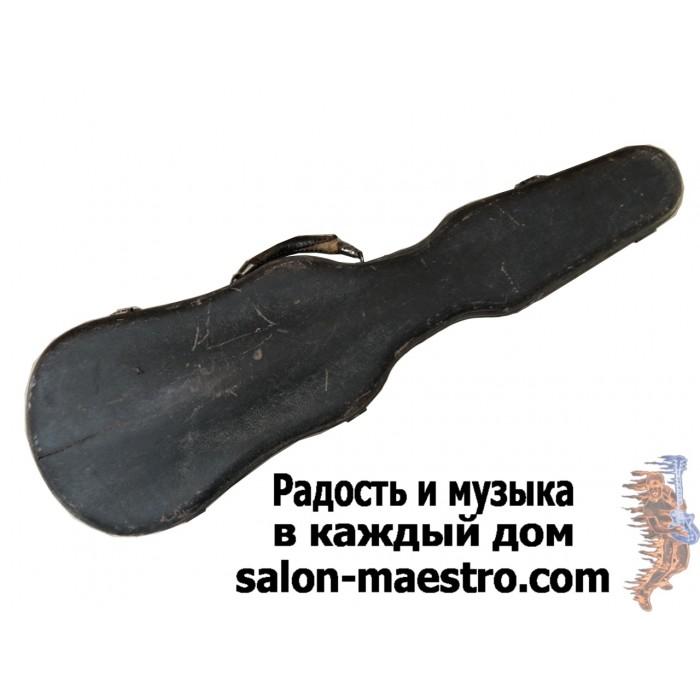 (01\0813) Раритетный Австрийский Футляр (кофр) для скрипки б\у