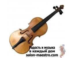 (01\0817) Скрипка 1\4 б/у в отличном состоянии