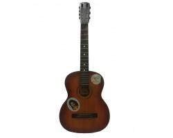 (0641) Отличная б/у Гитара для новичка