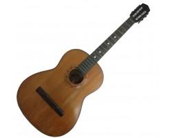 (0687) Гитара Ленинградка с ярким звучанием