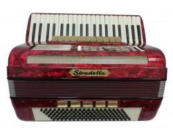 """(1050) Отличный аккордеон """"Stradella"""""""