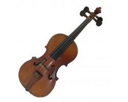 (1027) Скрипка 1/8 бюджетный вариант