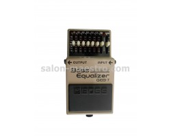 (01003) Педаль Boss Bass Equalizer GEB – 7