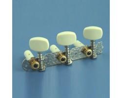 Колки для Классической Гитары комплект 2 Пластины