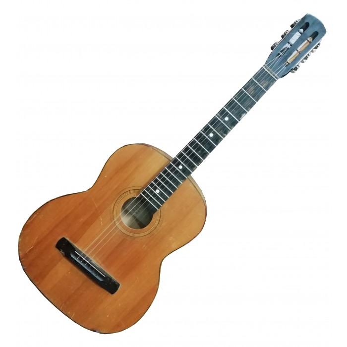 (0913) Черниговская Гитара с Чистым и Глубоким Звуком