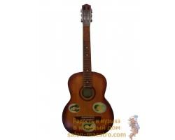 ( 01\0776 ) Черниговская Гитара из Цельного Массива Ели