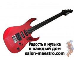 ( 0842 ) Электрогитара Washburn WR 150 ( red)