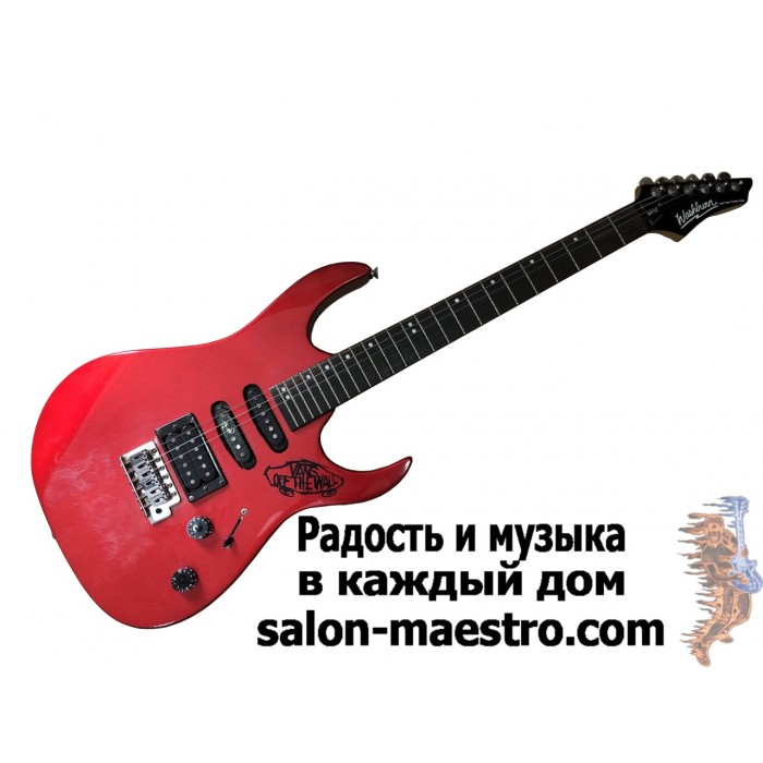 ( 0842 ) Электрогитара Washburn WR 150 ( red)