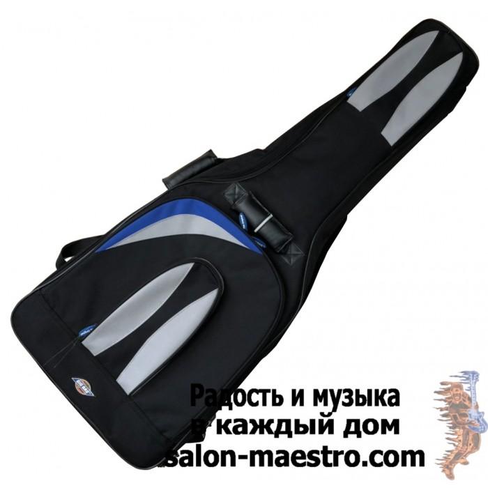 (01/0871) Высокопрочный качественный зимний чехол GigBag для классической гитары