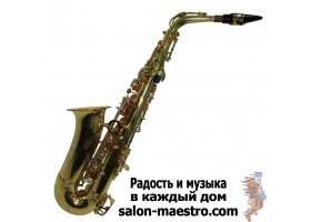 (0868) Саксофон Альт Maxtone SXC-29A/L