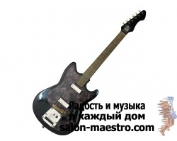 (0946) Замечательна электрогитара СССР
