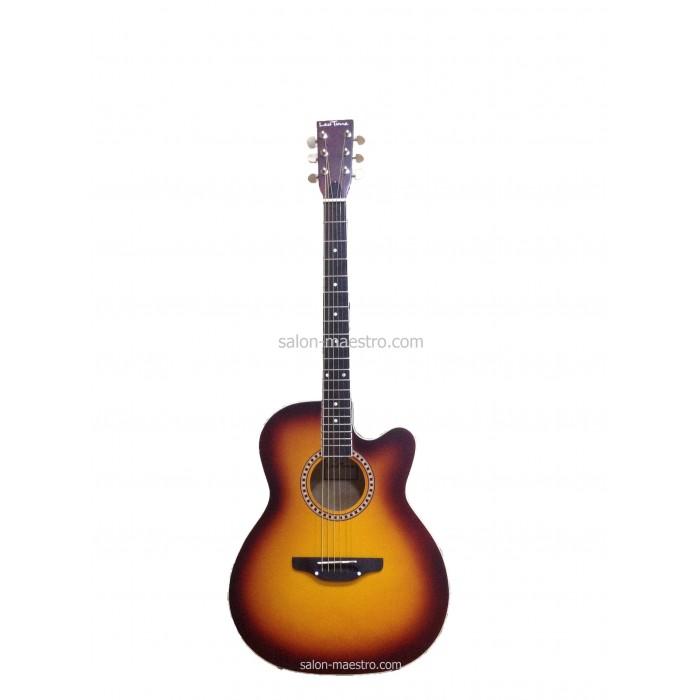 ( 01\025 ) Новая Акустическая Гитара Leotone L-01 Матовая