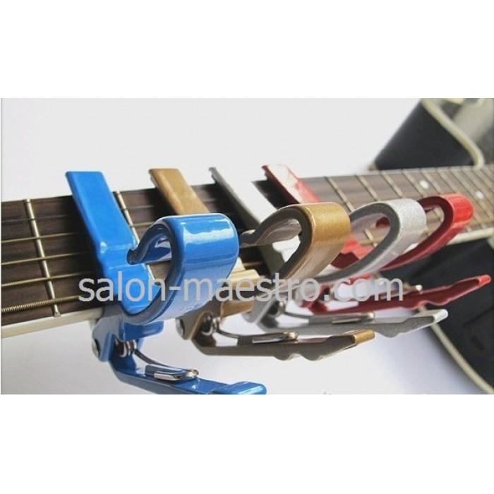 Металлический Каподастр для Акустической Гитары