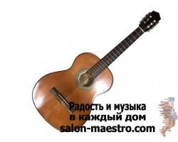 (0847) Звонкая классическая гитара Resonata «Musima»