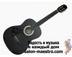 (0912) Прекрасная классическая гитара Konzertgitarre