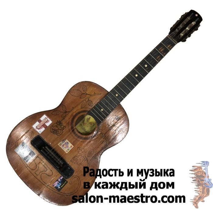 (0931) Гитара Супер Экономный вариант для Обучения