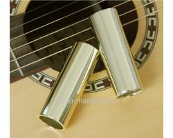 Слайд (Ботлнек) для игры на Гитаре Латунь 60мм