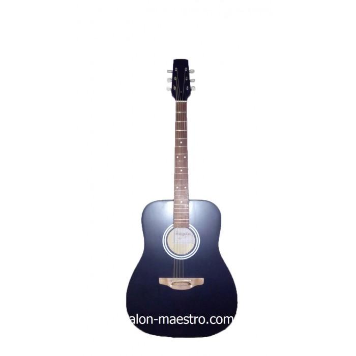 ( 01\150 ) Акустическая Гитара Eagle E-2 Black Матовая