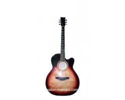 ( 01\158 ) Акустическая Гитара Leotone L-01 Глянец
