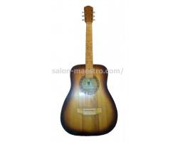 (01\0537) Гитара «Трембита» с превосходным звучанием