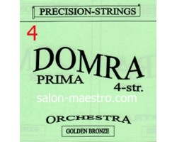 4-я струна (1,07мм) Домра Прима 4-струнная Поштучно