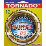 Струны для акустической 12-ти струнной Гитары TORNADO