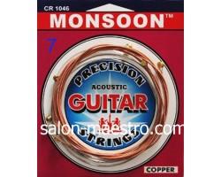 Струны для акустической 7-ми струнной Гитары MONSOON