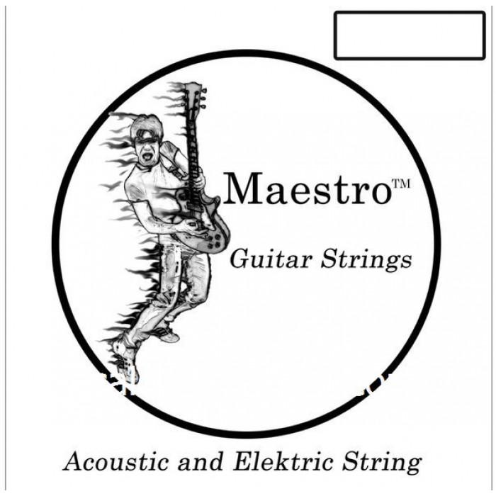 Струны поштучно на все виды и типы гитар!