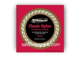 Супер Струны Daddario Classiс Nylon (Normal Tension)