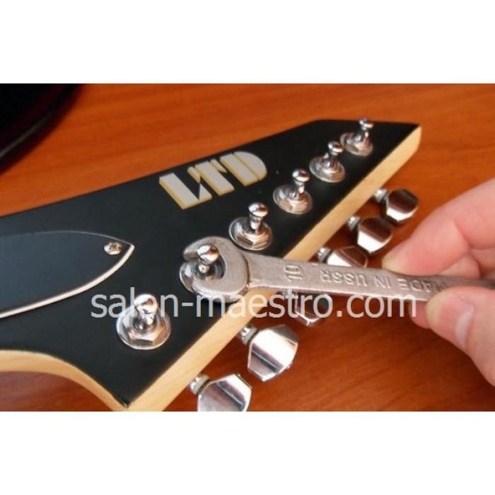 Замена колков на гитаре любого типа