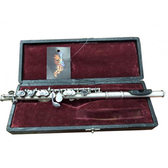 ( 01\0667 ) Флейта Пикколо с Серебряным Покрытием