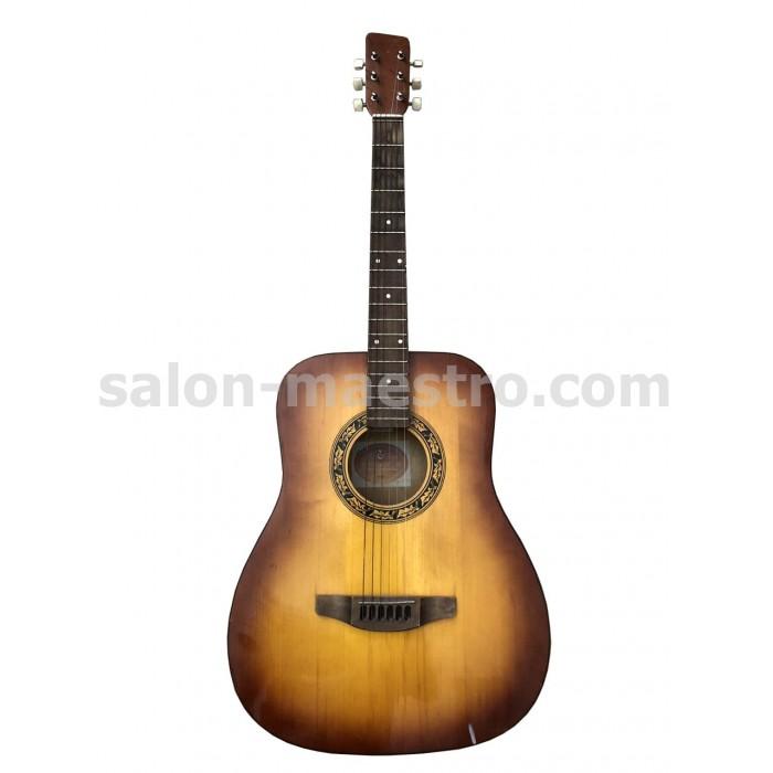 ( 01\0684 ) Идеальная Акустическая Гитара Трембита как Новая