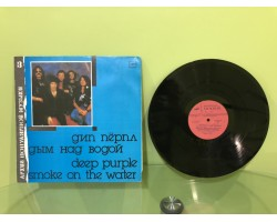 01016 Виниловая Пластинка сборник группы «Deep Purple»