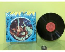 01110 Виниловая Пластинка «Бони М – Boney M» альбом «Ночной Полет На Венеру»