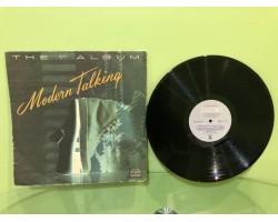 01118 Виниловая Пластинка Группы «Modern Talking» - альбом – «The 1st Album»