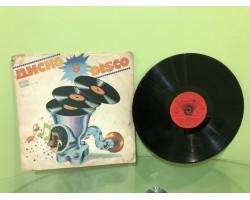 01119 Виниловая Пластинка «Disko – 9»