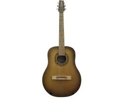(5203) Гитара Акустическая Трембита Мини Джамбо Мастеровая Отстройка