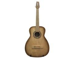 (5236) Гитара Акустическая Трембита Мини Джамбо как Новая