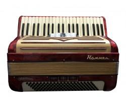 (1949) Невероятный Немецкий аккордеон Hohner Concertone 4/4