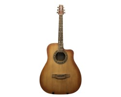 [5611] Гитара Акустическая Трембита Мастеровая Настройка