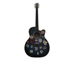 [5623] Гитара Акустическая Leo Tone Мастеровая Настройка