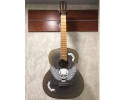 (2782) Гитара с Художественной Росписью