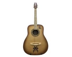 [5395] Гитара Акустическая Трембита Полномерная Дека
