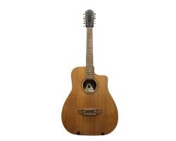 [5404] Гитара Акустическая 12-ти струнная Трембита Ручная Работа