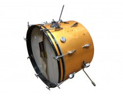 (3188) Барабан Бас Бочка 20 Дюймов Amati (Амати) со Звукоснимателем