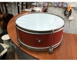 (3770) Пионерский Барабан 12 Дюймов с Новыми Пластиками