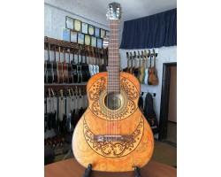 (4079) Гитара Кремона с Художественной Росписью