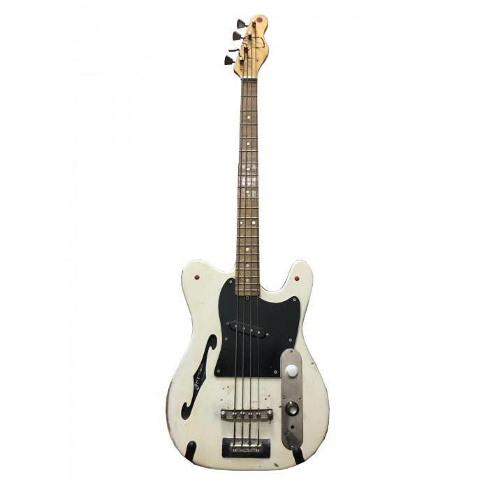 (4149) Бас Гитара Jolana Iris Bass (White)