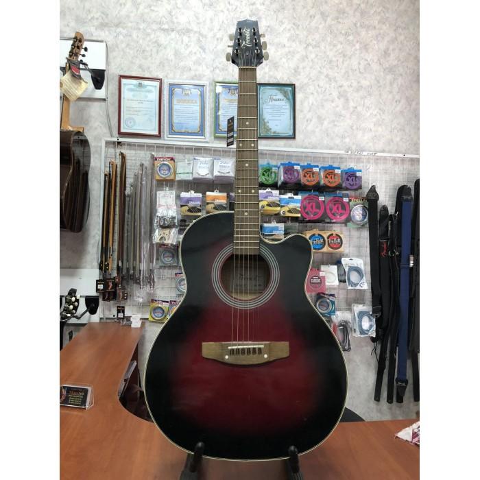 [4258] Акустическая гитара Трембита